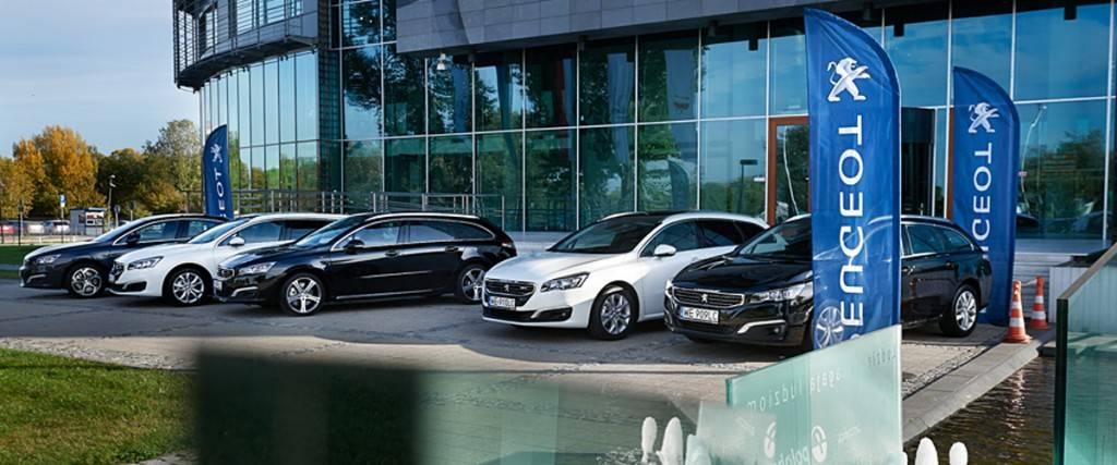 Peugeot po raz ósmy wymienił samochody dla PKOl