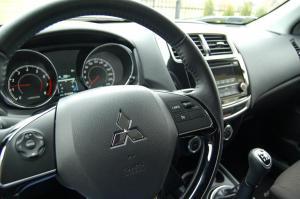 Mitsubishi-ASX-kierownica