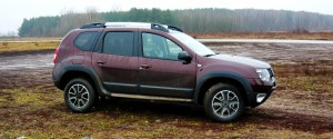 dacia duster top