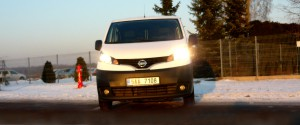 Nissan NV200 TOP