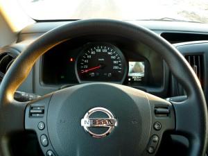 Nissan NV200 kierownica